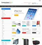 Computers Magento Template 47676