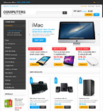 Computers Magento Template 47677