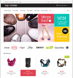 Fashion Magento Template 47680