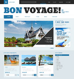 Travel WooCommerce Template 47683