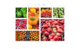 """Responzivní Šablona webových stránek """"Grocmart - Grocery Store Multipage Classic HTML"""""""
