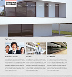 Architecture Website  Template 47692