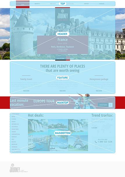Joomla Theme/Template 47694 Main Page Screenshot