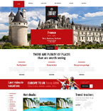 Travel Joomla  Template 47694