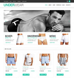 Fashion WooCommerce Template 47696