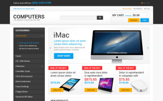 Best Computers on the Net Magento Theme