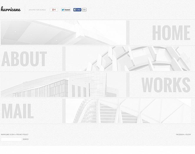 Flash CMS шаблон на тему будівельна компанія New Screenshots BIG