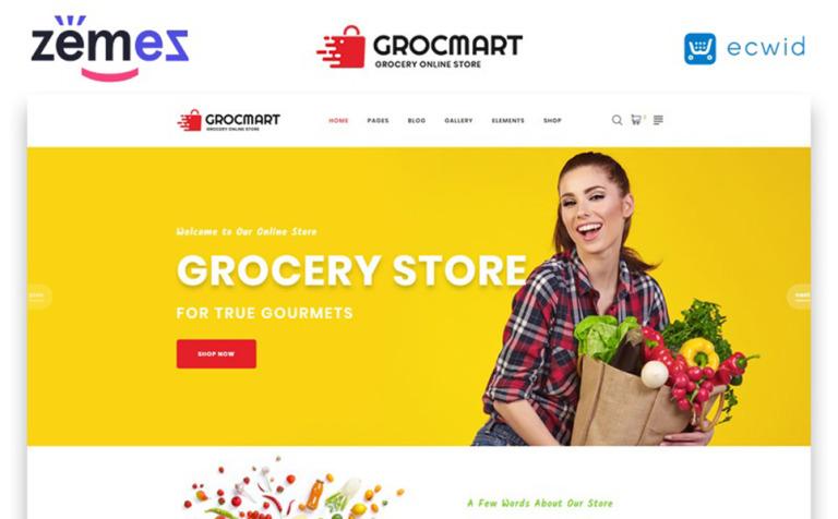 Grocery store responsive website template 47684 grocery store responsive website template new screenshots big maxwellsz