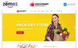 Grocmart - Grocery Store Multipage Classic HTML Template Web №47684