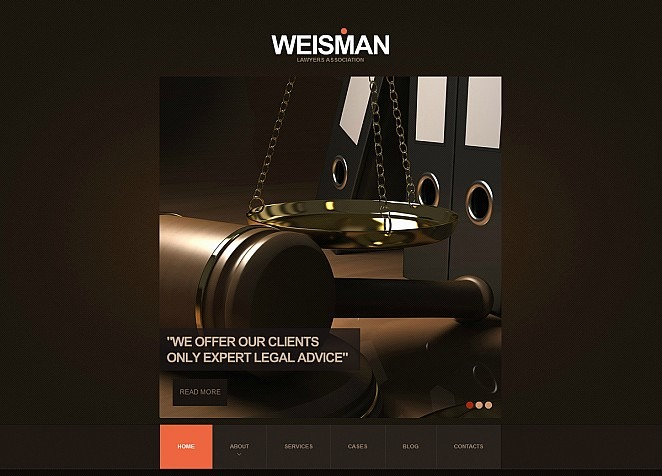 10 Law & Legal HTML5 Themes & Templates