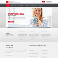 lawyer templates templatemonster