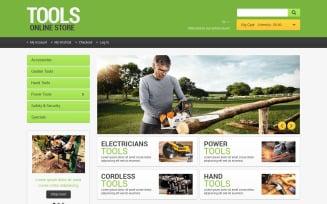 Tools Online Magento Theme