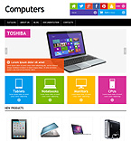 Computers Shopify Template 47700