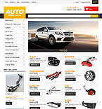 Cars Shopify Template 47703