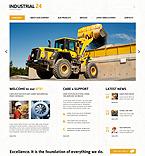 WordPress Template 47711
