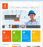 Architecture WordPress Template 47713