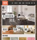 Furniture VirtueMart  Template 47714