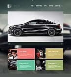 Cars Moto CMS HTML  Template 47725
