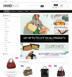 Fashion PrestaShop Template 47744