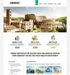 Travel Joomla  Template 47758