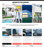 Architecture Website  Template 47765