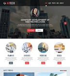 Architecture Website  Template 47767