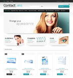 Medical PrestaShop Template 47775