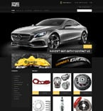 Cars OpenCart  Template 47777