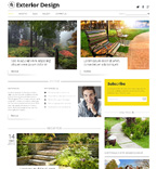 WordPress Template 47784