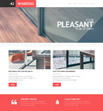 Furniture WordPress Template 47785