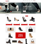 Fashion Jigoshop Template 47792