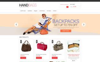 Handbag Responsive Magento Theme