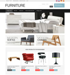 Furniture osCommerce  Template 47798
