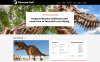 Адаптивний WordPress шаблон на тему музеї New Screenshots BIG