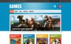 Game Reviews WordPress Theme New Screenshots BIG
