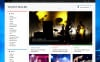 Plantilla OpenCart para Sitio de Entradas/billetes New Screenshots BIG