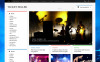 Responsywny szablon OpenCart #47718 na temat: strona z biletami New Screenshots BIG