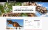 Reszponzív Múzeum  WordPress sablon New Screenshots BIG