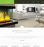 Furniture Moto CMS HTML  Template 47807