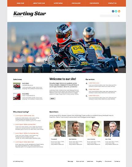 Website Template #47832
