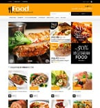 Food & Drink PrestaShop Template 47837