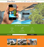 Architecture Website  Template 47840
