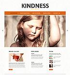Charity Joomla  Template 47848