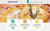 Responsivt Joomla-mall för Cafe och Restaurang New Screenshots BIG