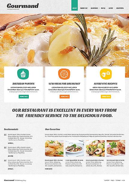 Joomla Theme/Template 47856 Main Page Screenshot