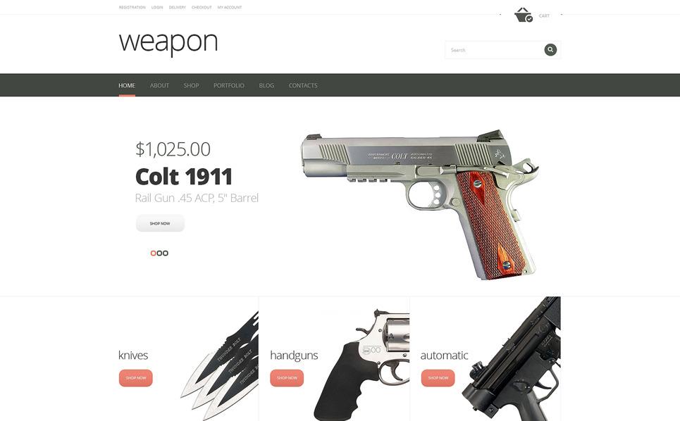 响应式WooCommerce模板 New Screenshots BIG