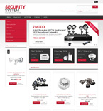 Security Magento Template 47877