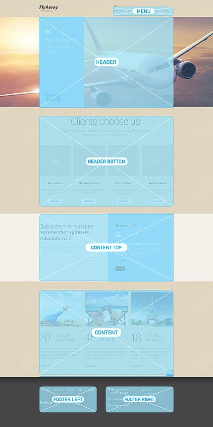 Drupal Template 47883 Main Page Screenshot