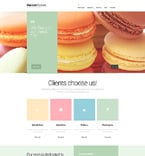 Food & Drink Drupal  Template 47884