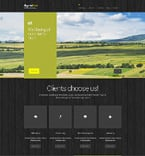 Agriculture Drupal  Template 47885